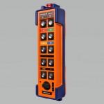 Ασύρματα τηλεχειριστήρια για γερανούς και γερανογέφυρες HBC