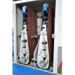 Μηχανήματα λείανσης & απογρέζωσης λαμαρίνας GECAM