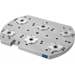 Μέγγενες ακριβείας & σύστημα σύσφιγξης ZeroClamp