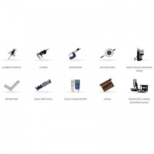 Μετρητικά εργαλεία GARANT και HOLEX