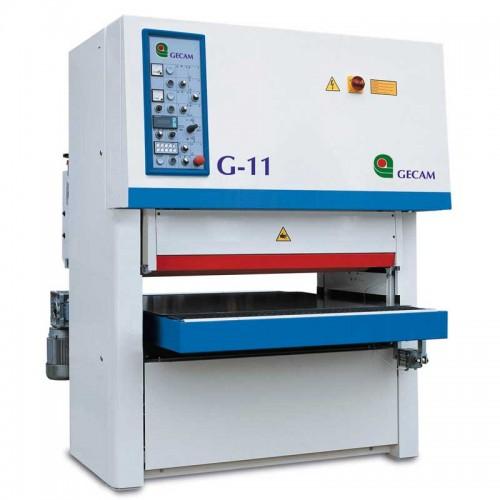 Μηχάνημα λείανσης λαμαρίνας GECAM G11