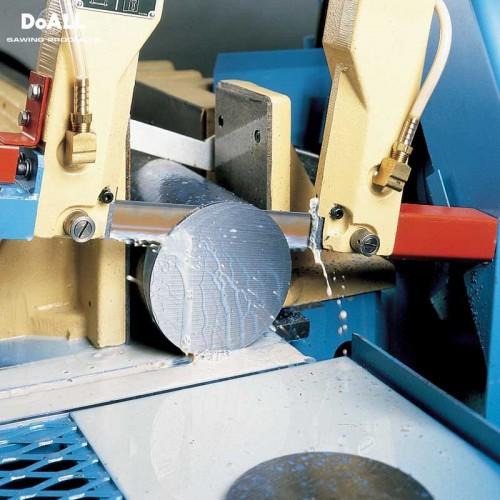 Πριονοταινία DoALL TiN Coated Penetrator για μεγαλύτερη διάρκεια ζωής σε κοπή δύσκολων χαλύβων
