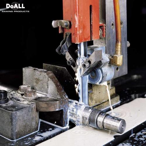 Πριονοταινίες DoALL TC καρβιδίου για κοπή σκληρυμένων χαλύβων