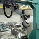 Ρομποτικό μηχάνημα επεξεργασίας άκρων δοκαριών KALTENBACH KC 1201